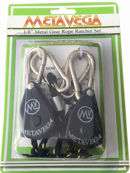 Purchase Our Metavega Rope Ratchets
