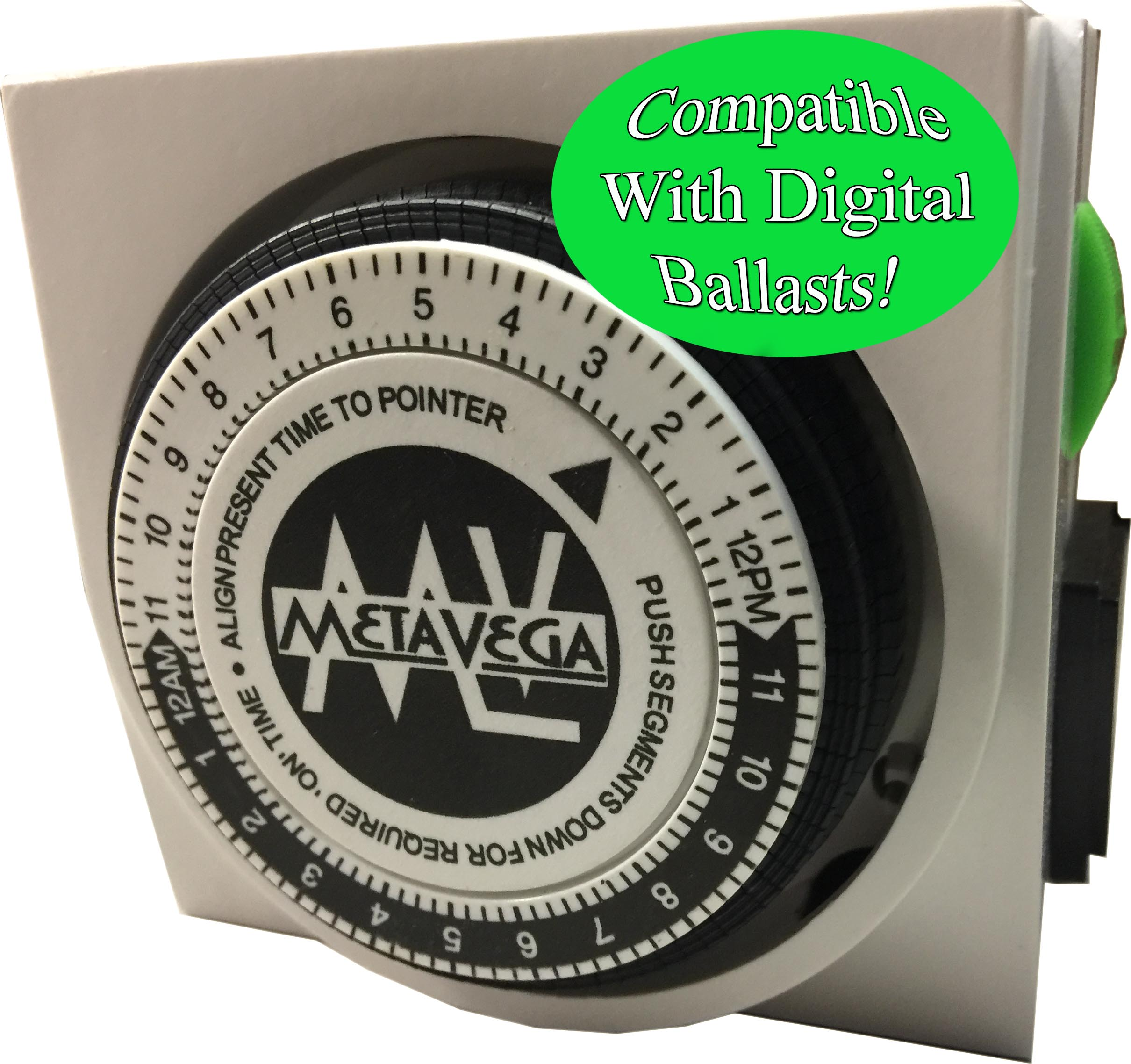 Metavega | Top Quality Analog Timers